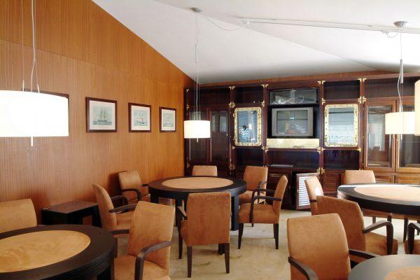 LARES decoracion Club Nautico S'ARsenal