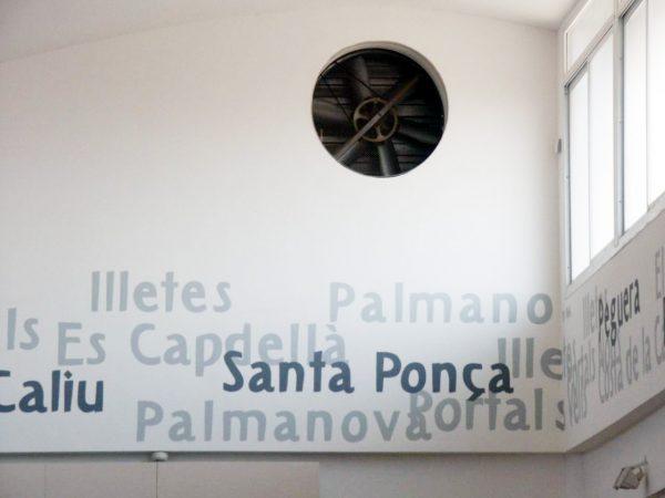 LAres decoracion Edificio usos múltiples Calviá